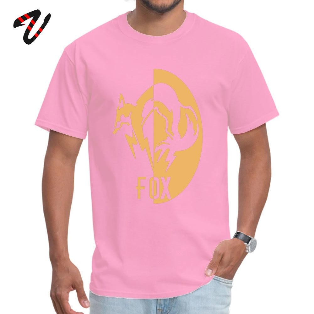 Boy Designer Party Tops Shirts Crew Neck Summer Cotton Tshirts Casual Short Sleeve FoxHound logo T-Shirt Drop Shipping FoxHound logo 2255 pink
