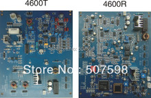 HZSECURITY, RF 8.2MHZ PCB boards 4600 DSP boards RX+TX  for eas antenna or eas system