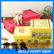 School bus car foldable stair can receive pet dogs with direct manufacturers foldable stair(China)