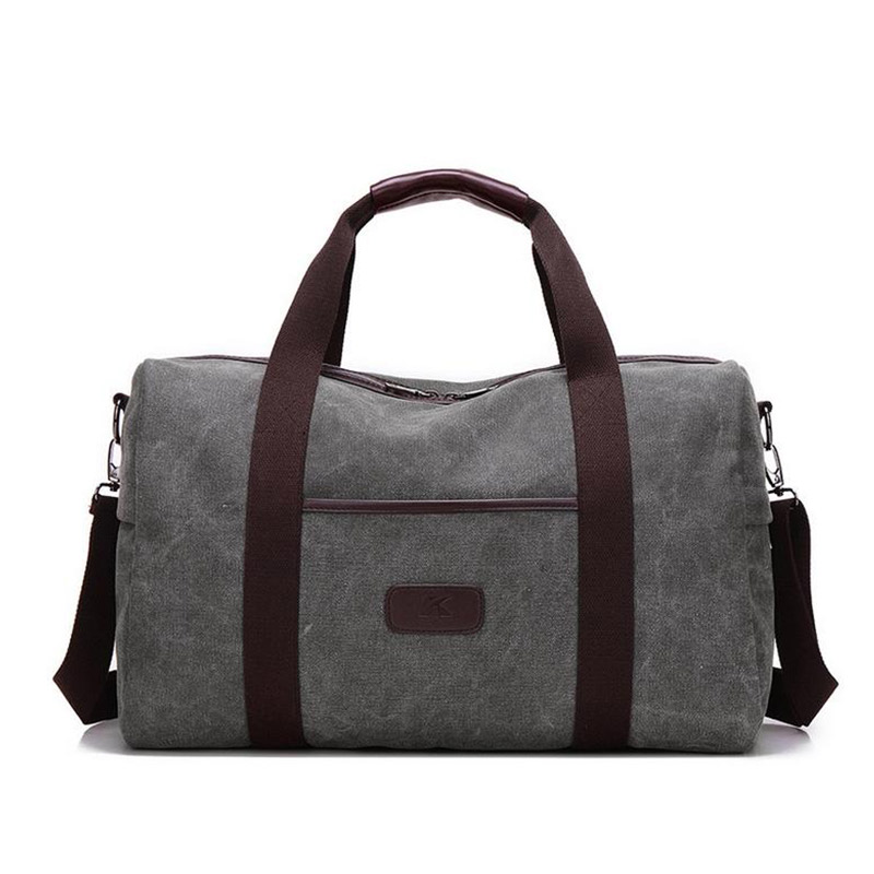 New Fashion British Style Men Canvas Handbag Simple Casual All-Match Practical Large Capacity Messenger Bag Travel MT101291