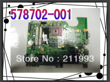 Free Shipping for CQ61 G71 series 578702-001 laptop motherboard 100% original fully tested