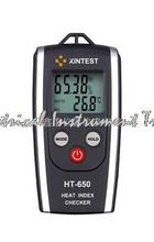 Fast arrival Portable Xintest HT-650 Digital Hygrometer Temperature Humidity Meter Hygro Thermometer Temperature Humidity