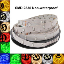 5m 3528 LED strip light RGB tape diode 5m LED Strip 3528 Single Color White / Red / Blue / Green / Yellow Rope Light  LED strip