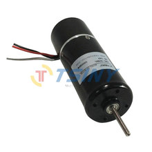 TSINY BLDC 32mm Diameter Small Electric Brushless DC Motor 24V 5000 RPM 24v high speed dc motor(China)