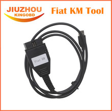 New Arrive 2016 for FIAT KM TOOL Odometer Mileage Correction Programmer for FIAT KM TOOL via OBD2 auto tools via OBD2