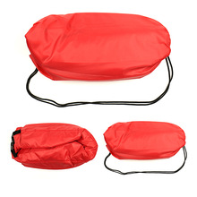 Fast inflatable air sofa 100% waterproof Sleeping Bag Air Sofas Camping Beach Sofa Lounger Bed Banana Lazy bag Outdoor Lying bag