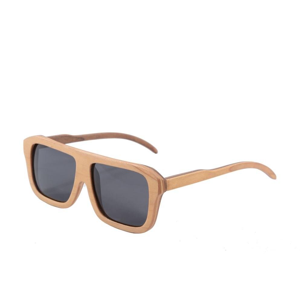 Purely Handmade Skateboard Wooden Glasses Anti-UV400 Polarized Driving Sunglasses Sport Eyewear Gafas De Sol Mejur B061<br><br>Aliexpress