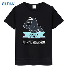 High Quality Gildan Design Crew Neck It'S Always Sunny In Philadelphia Fight M Short-Sleeve T Shirts For Men(China)