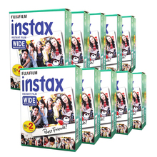 Fujifilm Instax Wide Instant White Edge 200 Film For Fuji Instax Camera 100 200 210 300 500AF
