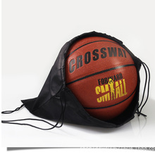 Basketball Ball Bag Outdoor Portable Sports Shoulder Soccer Volleyball Ball Bag Polyester Training Equipment Accessories