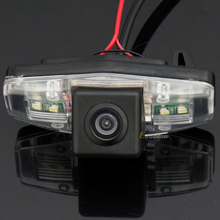 Waterproof CCD Car Rear view Camera BackUp Reverse Parking Camera FOR HONDA Accord 2001-2010 Car 8010CCD