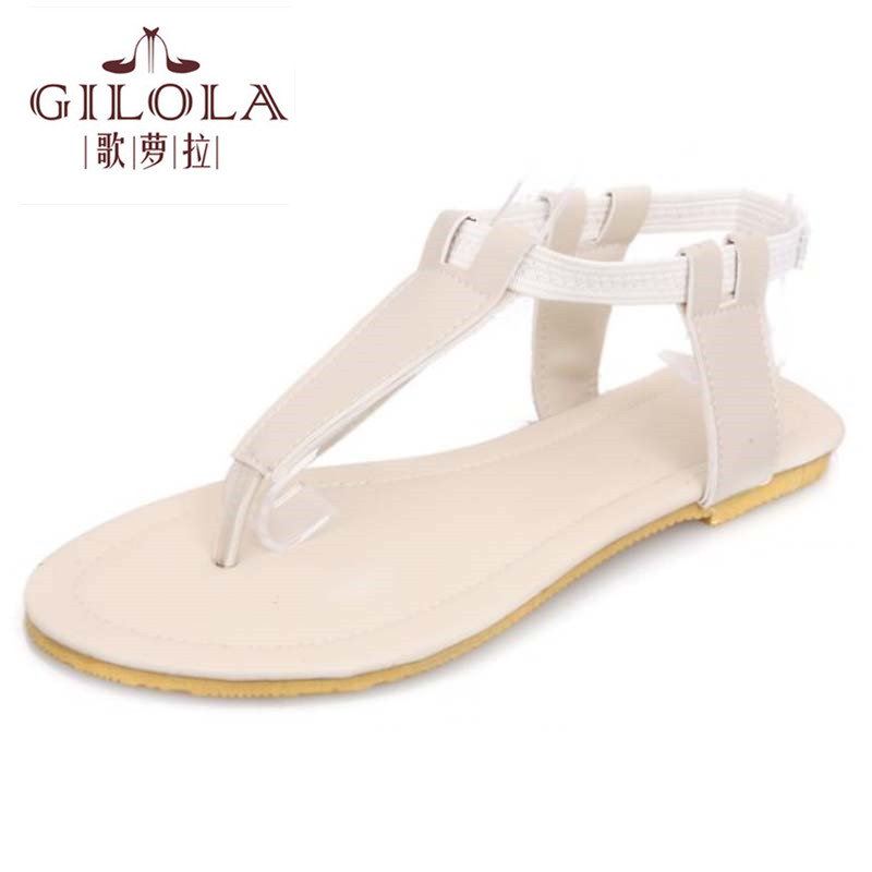 big size 34-43 2017 new student flat womens sandals flip flops women sandals ladies spring summer shoes woman best #Y0561505F<br><br>Aliexpress