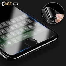 Buy CASEIER Screen Protector iPhone 6 6s Plus Tempered Glass 0.15mm Protective Glass iPhone 7 Plus Film Ultra Thin Film for $3.98 in AliExpress store