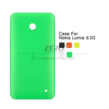for Nokia Lumia 630 Back Battery Cover Housing Door Cover Replacement Spare Parts for Nokia Lumia 630 Case Genuine Original OEM