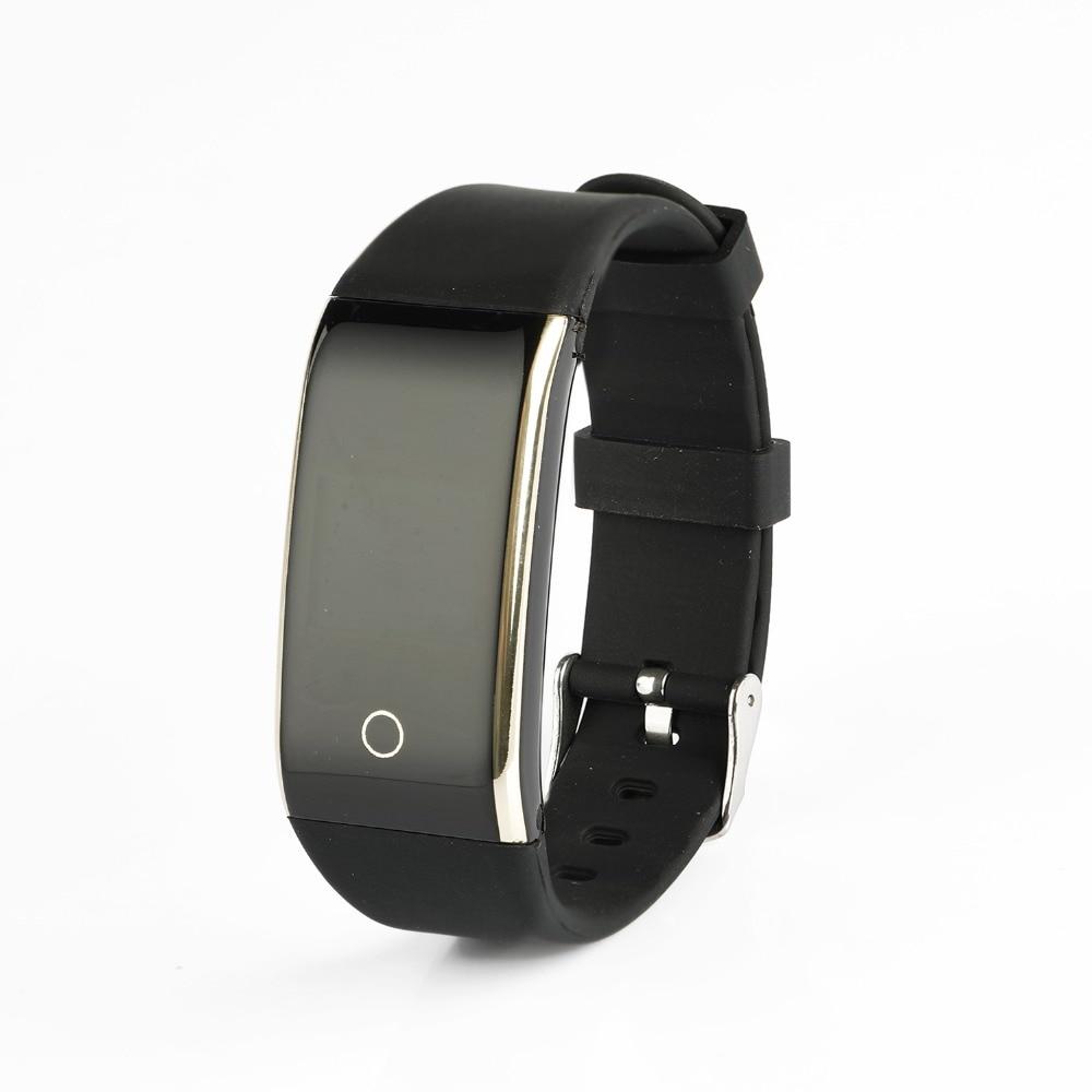 Waterproof Android Pedometer + Blood Pressure & Heart Rate Monitor Wrist Watch 31