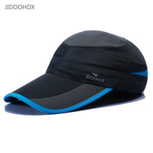 Manufacturers Selling  Cap Peaked Cap Dry Breathable Mesh Cap Brim Long Mountain Biking Sun Hat
