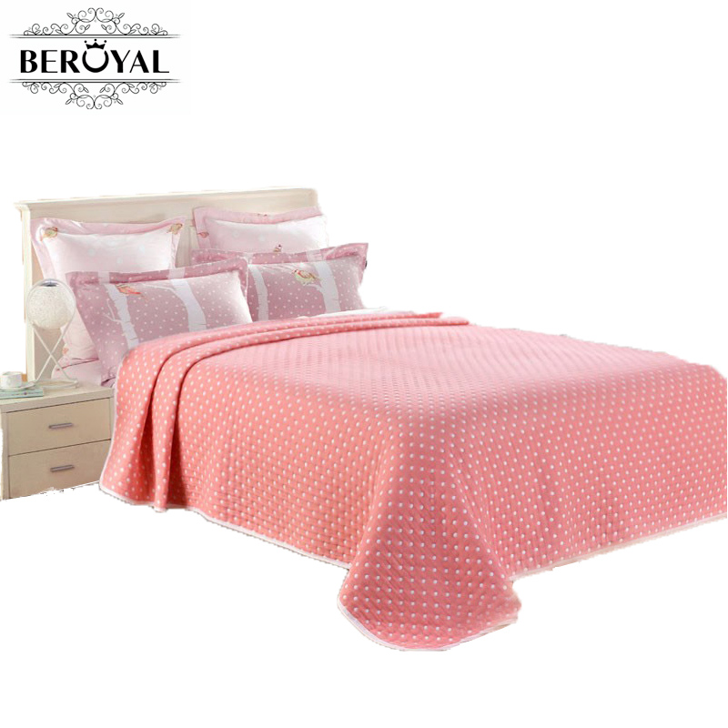 New 2017 Blanket With Sleeves-Cotton Blankets Six Layers Gauze Adult Blankets Synthon Blanket For Beds Brand Thicker Muslin<br>