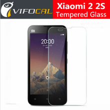 For Xiaomi Mi2 Tempered Glass 9H 2.5D High Quality Screen Protector Film Accessory For Xiaomi Mi 2S Mi2S Cell Phone