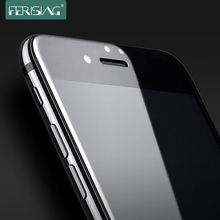 FERISING 2.5D/3D Arc Edge Tempered Glass for iphone 6 6s Full Screen Protector for iphone6 6s Plus Oleophobic Coating Protective