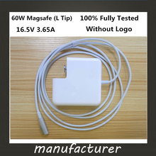 Wellendorff New magsafe 60W 16.5V 3.65A power adapter charger for apple Macbook pro A1184 A1330 A1344 A1278 A1342 A1181 A1280(China)