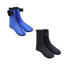 1 Pair Neoprene 3mm Water Sports Swimming Scuba Diving Surfing Socks Snorkeling Boots
