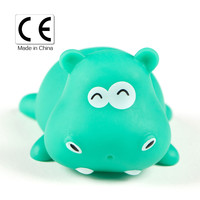 Baby Bath toys animal insects High-quality soft ABS Early education newborn baby toys Make sounds