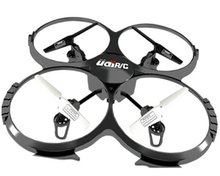 UDI U818A 2.4GHz UFO 4 CH 6 Axis Gyro RC Quadcopter RTF Mode 2 3D roll with GYRO helicopter(China)