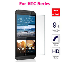 M9 0.3mm Tempered Glass Screen Protector for HTC ONE M7 M8 M9 Explosion-proof Screen Protection From Avant Garde(China)
