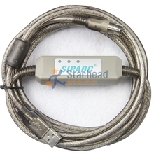 Enhanced Smart USB-1761-CBL-PM02 Programming Cable for Allen Bradley Micrologix 1000 series,Support WIN7