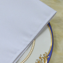 10pcs Plain Toast Cloth Napkins Meal Placemat Pure Color Special Dinner Cloth Folding Flower Upscale Hotels Napkin 48 * 48cm