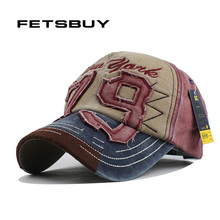 FETSBUY Wholesale Cotton 79 Baseball Cap Vintage Casual Hat Snapback Baseball Caps Brand New For Adult Fitted Cap Gorras