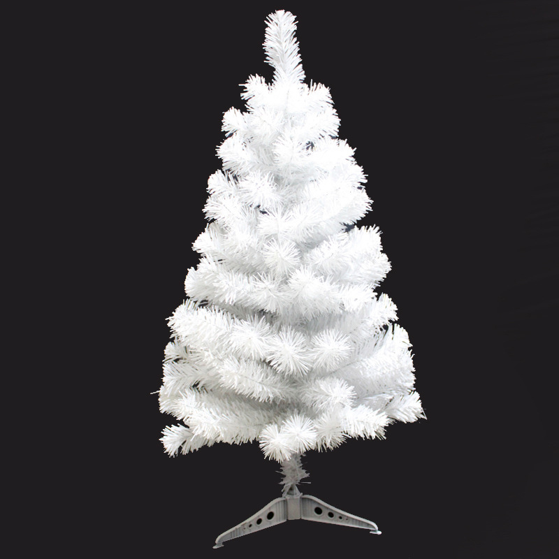 90CM Dense Christmas Tree Home Party Ornament Hotel Market Decoration White Pink Purple Gold Red Festival Supplies CKG46(China (Mainland))