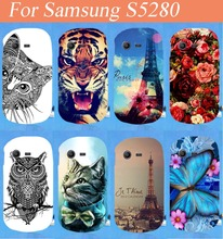 Phone Case Hard Back Cover For For Samsung Galaxy Star S5282 S5280 Case Protection For Samsung S5280 Free Shipping case