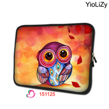 print owl soft Notebook sleeve 7.9 tablet case 7 Laptop Bag mini tablet cover Protective shell for kindle 4 case TB-15112