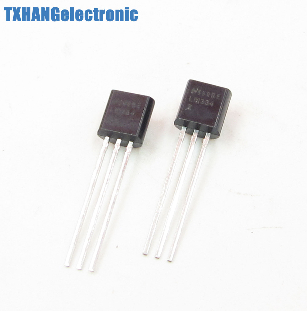 5PCS LM334 LM334Z TO-92 3-Terminal Adjustable Current Source IC TOP(China (Mainland))