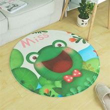Buy Cartoon Frog/Piggy/Cat Soft Carpet Living Room European Home Warm Plush Floor Rugs Mats Faux Fur Area Rug Living Room Mats for $11.61 in AliExpress store