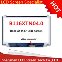 "Free shipping  B116XW03 V.2 N116BGE-L41 N116BGE-L42 11.6 ""HD 1366*768 For Acer Aspire One 722 725 Laptop led display LCD Screens"