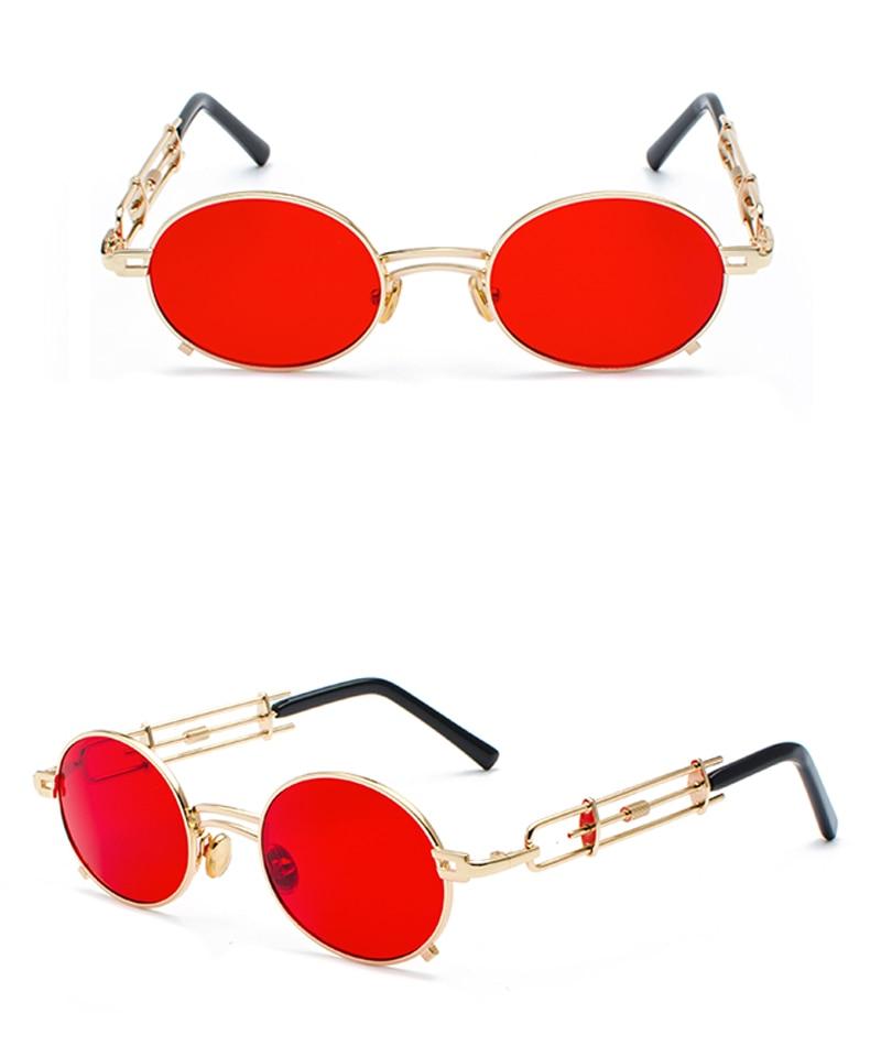 metal round steampunk sunglasses 900038 details (7)