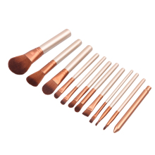 12pcs Professional Makeup Brushes Sets Eye Shadow Foundation Powder Brush Cosmetic Brush Kits Makeup Tool