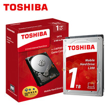 "TOSHIBA Laptop 1TB Internal HDD HD 1000GB 1000G Notebook 2.5"" 5400RPM 8M SATA3 High-Speed Mobile Hard Drive Disk(China)"