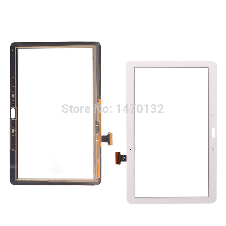 Part Touch Screen Digitizer For Samsung Galaxy Note 10.1 2014 Edition SM-P600 P605 US White<br><br>Aliexpress