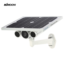 Solar Camera HD 720P Solar IP Camera Wireless WiFi Waterproof Outdoor Bullet CCTV Security Camera IR-CUT Night Vision