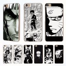 Naruto Pain Main lee style clear phone shell Case Redmi 3s 4x 4A Note3 note4 case Xiaomi Mi 6 5 5s