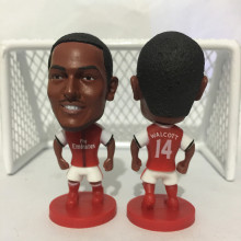 Soccerwe Stand 14 Walcott Doll ( ARS 2016-17 Season ) Red(China)