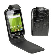 High Quality Leather Case for Samsung S5570 / Dart SGH-T499