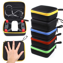 Waterproof Portable Handheld Bag for DJI Spark Aircraft Colorful Mini Storage Bag Case with EVA Lining DJI SPARK Bag 5 Colors(China)