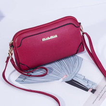 Fashion Brand Women Casual Shoulder Bags Ladies Small messenger bags ladies Europe and the United States fashion design handbag(China)