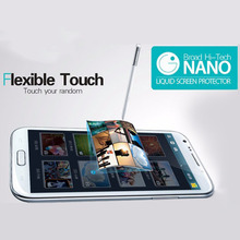 2018 New NANO Technology Liquid Screen Protector Film Universal Invisible Liquid Screen Protector for Mobile Phones and Tablets(China)