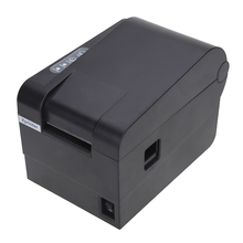 Mini Receipt Printer 58mm Thermal Bar Code Label Maker Clothing Label Print POS Receipt Thermal Printer Bill Machine