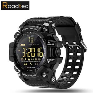 ROADTEC Smart bracelet fitness/Activity/sport/pedometer pressure heart rate monitor smart wristband IP67 wrist smart band